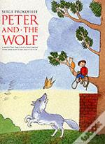 Peter And The Wolfchildren'S Book With Easy Piano Pieces