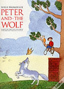 Wook.pt - Peter And The Wolfchildren'S Book With Easy Piano Pieces