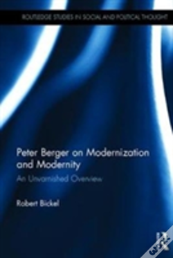 Wook.pt - Peter Berger On Modernization And Modernity