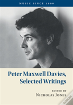 Wook.pt - Peter Maxwell Davies Selected Writ