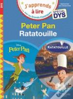 Peter Pan/Ratatouille - Special Dyslexie
