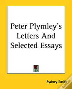 Wook.pt - Peter Plymley'S Letters And Selected Essays