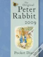 PETER RABBIT POCKET DIARY 2009