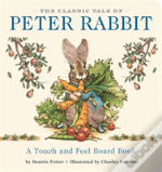 Peter Rabbit Touch & Feel Board Book