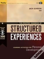 Pfeiffer Handbook Of Structured Experiences