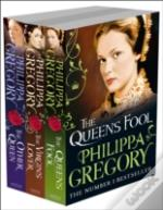 Philippa Gregory 3-Book Set: The Tudor Court