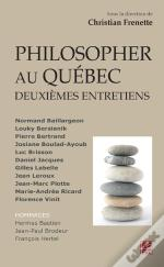 Philosopher Au Quebec