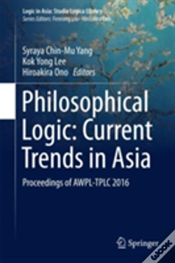 Wook.pt - Philosophical Logic: Current Trends In Asia