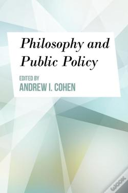 Wook.pt - Philosophy And Public Policy