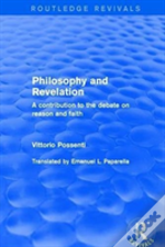 Philosophy And Revelation A Contri