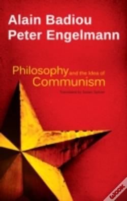 Wook.pt - Philosophy And The Idea Of Communism