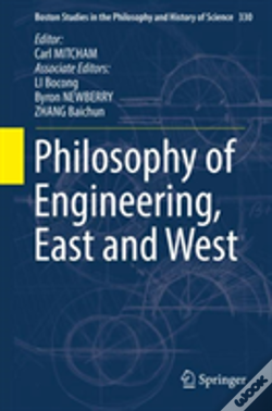 Wook.pt - Philosophy Of Engineering, East And West