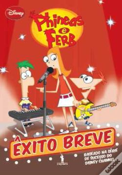 Wook.pt - Phineas e Ferb 2 - Êxito Breve