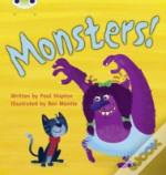 Phonics Bug Monsters Phase 4