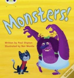 Wook.pt - Phonics Bug Monsters Phase 4