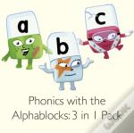 Phonics With The Alphablocks: 3 In 1 Pack