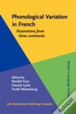Phonological Variation In French