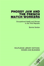 Phossy Jaw French Match Workers