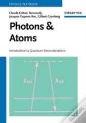 Photons And Atoms