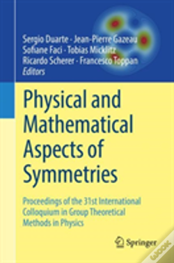 Wook.pt - Physical And Mathematical Aspects Of Symmetries