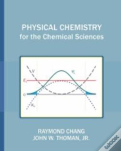 Wook.pt - Physical Chemistry For The Chemical Sciences