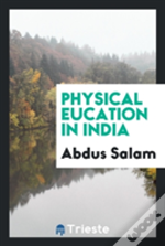Physical Eucation In India