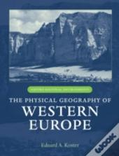 Physical Geography Of Western Europe