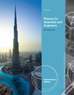 Physics for scientists and engineers raymond serway livro wook physics for scientists and engineers fandeluxe Images