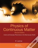 Physics Of Continuous Matter