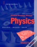 Physicsstudent Solutions Manual