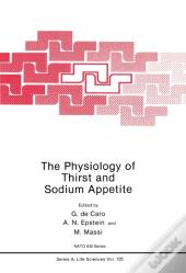 Physiology Of Thirst And Sodium Appetite