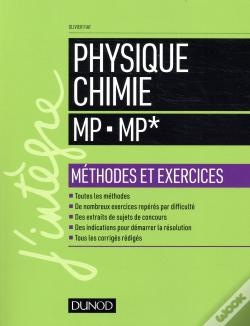 Wook.pt - Physique-Chimie - Methodes Et Exercices - Mp