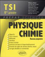 Physique Chimie Tsi 1re Annee 2e Edition