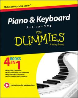 Wook.pt - Piano And Keyboard All-In-One For Dummies