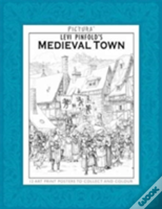 Pictura Prints: Medieval Town