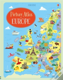 Wook.pt - Picture Atlas Of Europe