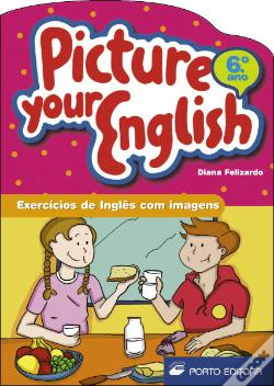 Wook.pt - Picture your English - 6.º Ano