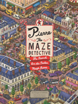 Wook.pt - Pierre The Maze Detective