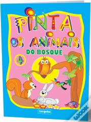 Pinta os Animais - Do Bosque