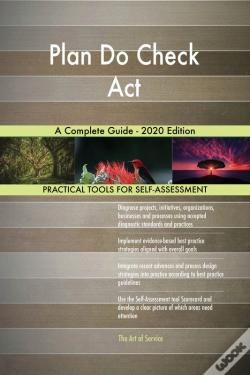Wook.pt - Plan Do Check Act A Complete Guide - 2020 Edition