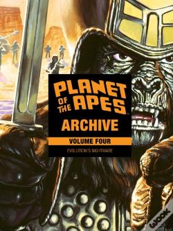 Wook.pt - Planet Of The Apes Archive Vol. 4