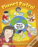 Planet Patrol Book About Global Warming