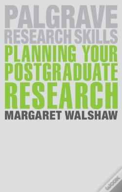 Wook.pt - Planning Your Postgraduate Research
