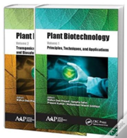 Wook.pt - Plant Biotechnology, Two-Volume Set