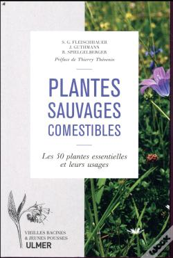 Wook.pt - Plantes Sauvages Comestibles