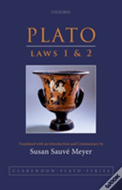 Wook.pt - Plato: Laws 1 And 2