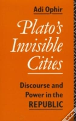 Wook.pt - Plato'S Invisible Cities