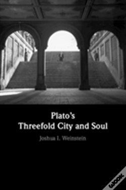 Wook.pt - Plato'S Three-Fold City And Soul