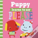 Playdate Pals: Puppy Learns To Say Please