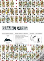 Playing Cards: Gift & Creative Paper Book